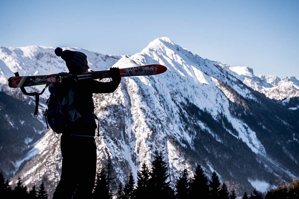 oesterreich tirol achensee skitour berge