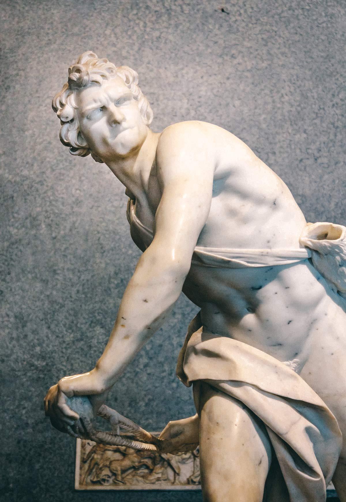 David galleria borghese