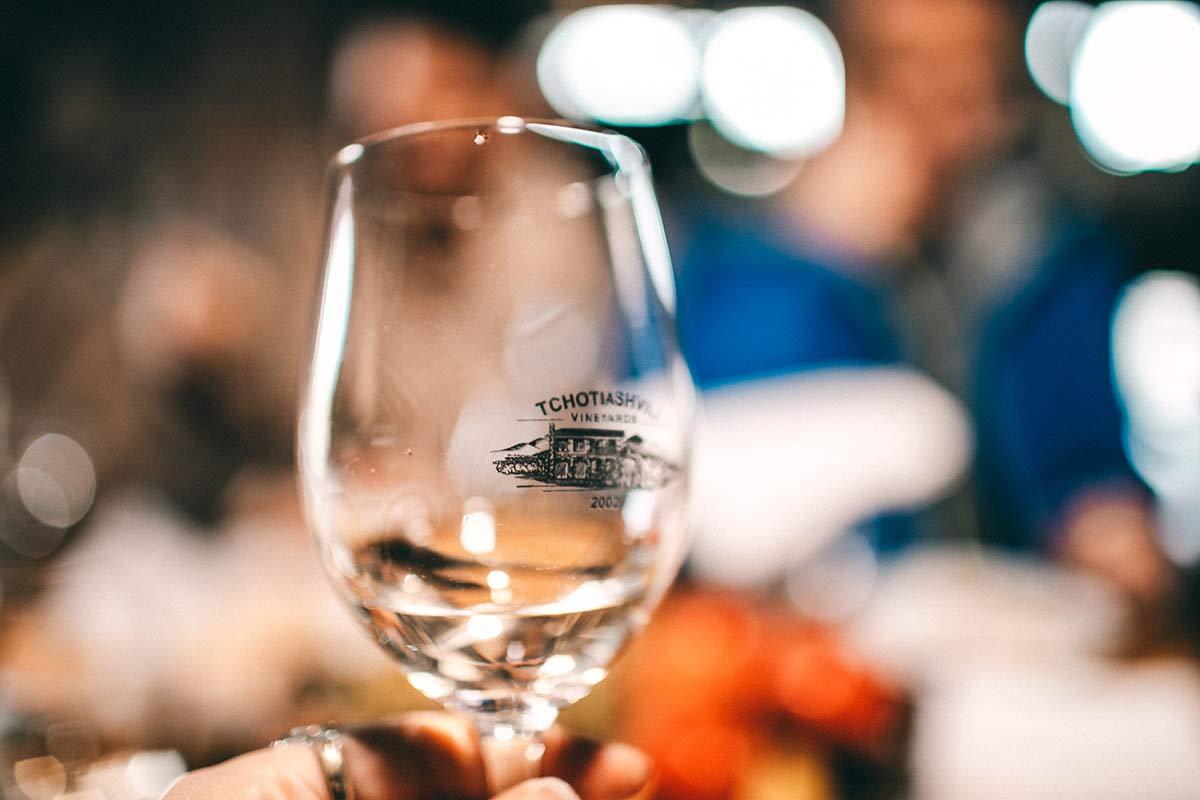 Georgien Wein Tasting Tipps