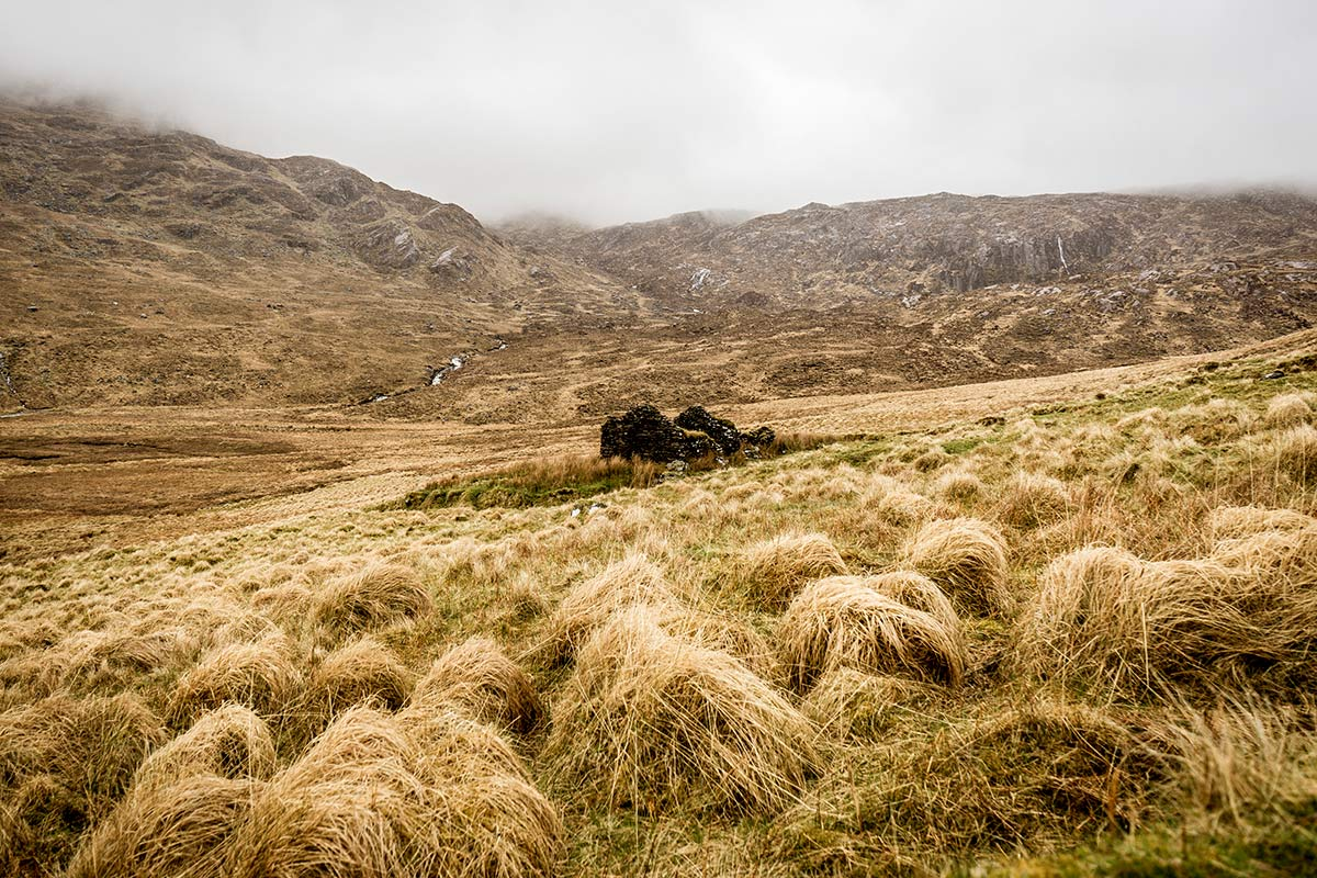 irland donegal bluestack mountains