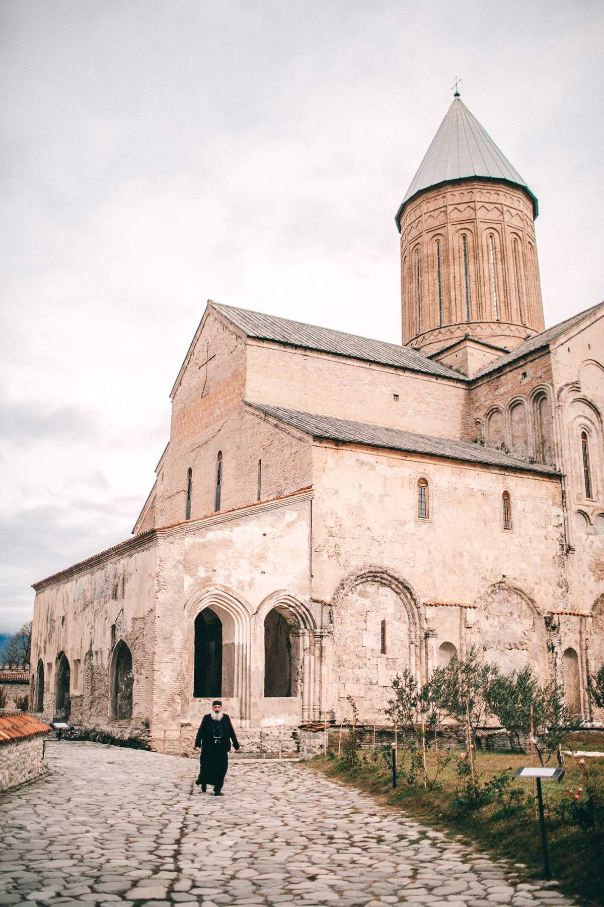 Kloster Tour Telavi
