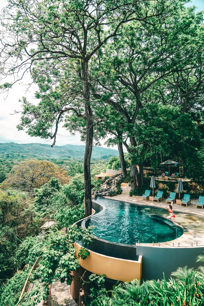 lagata resort pool