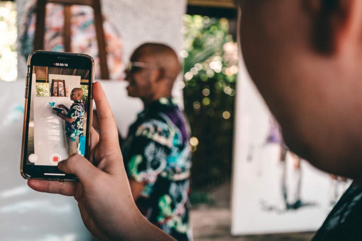 Mbongeni Buthelezi Artist Residency