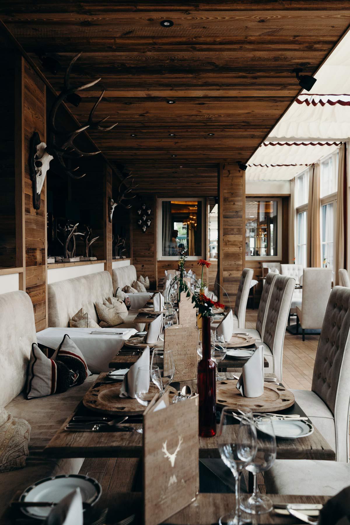 Restaurant Astoria Seefeld DER MAX