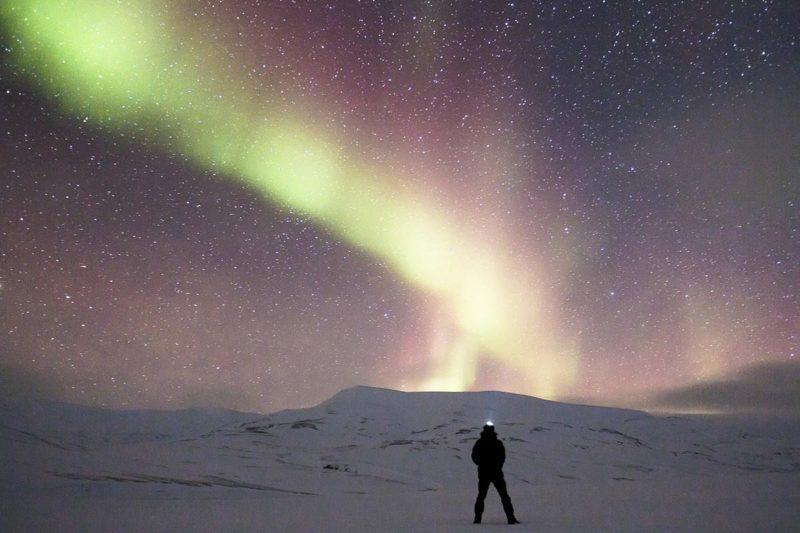 nordlichter sehen