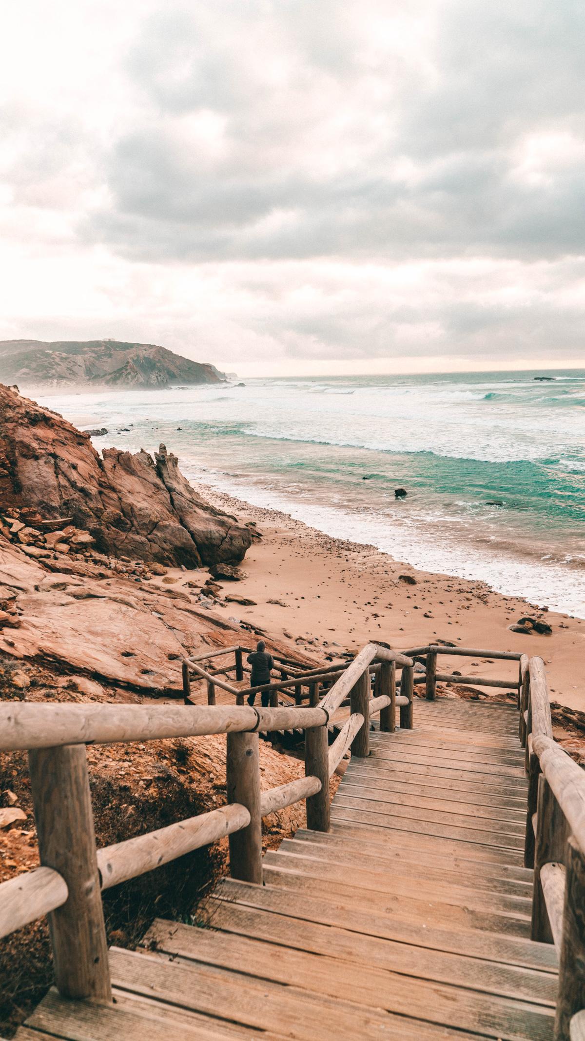 Portugal Amado Strand