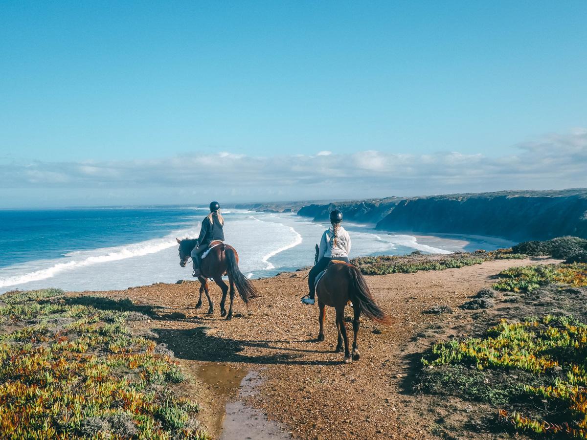 Portugal reiten