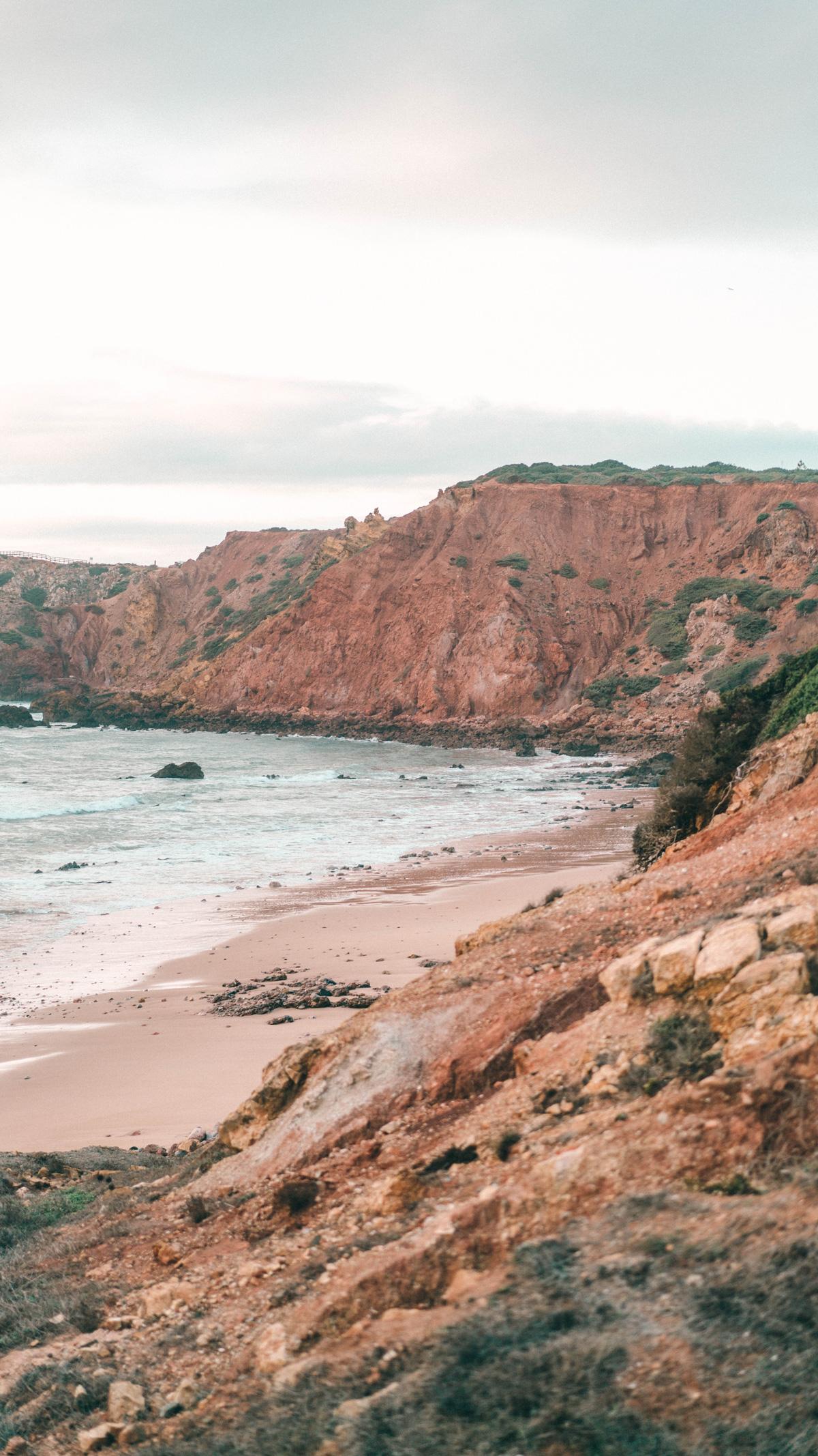Praia da Amado Aljezur Algarve