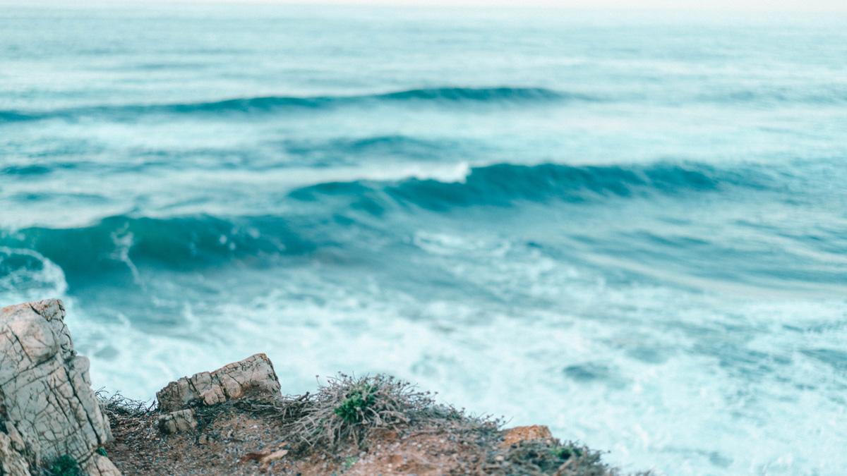 Praia da Bordeira Meer