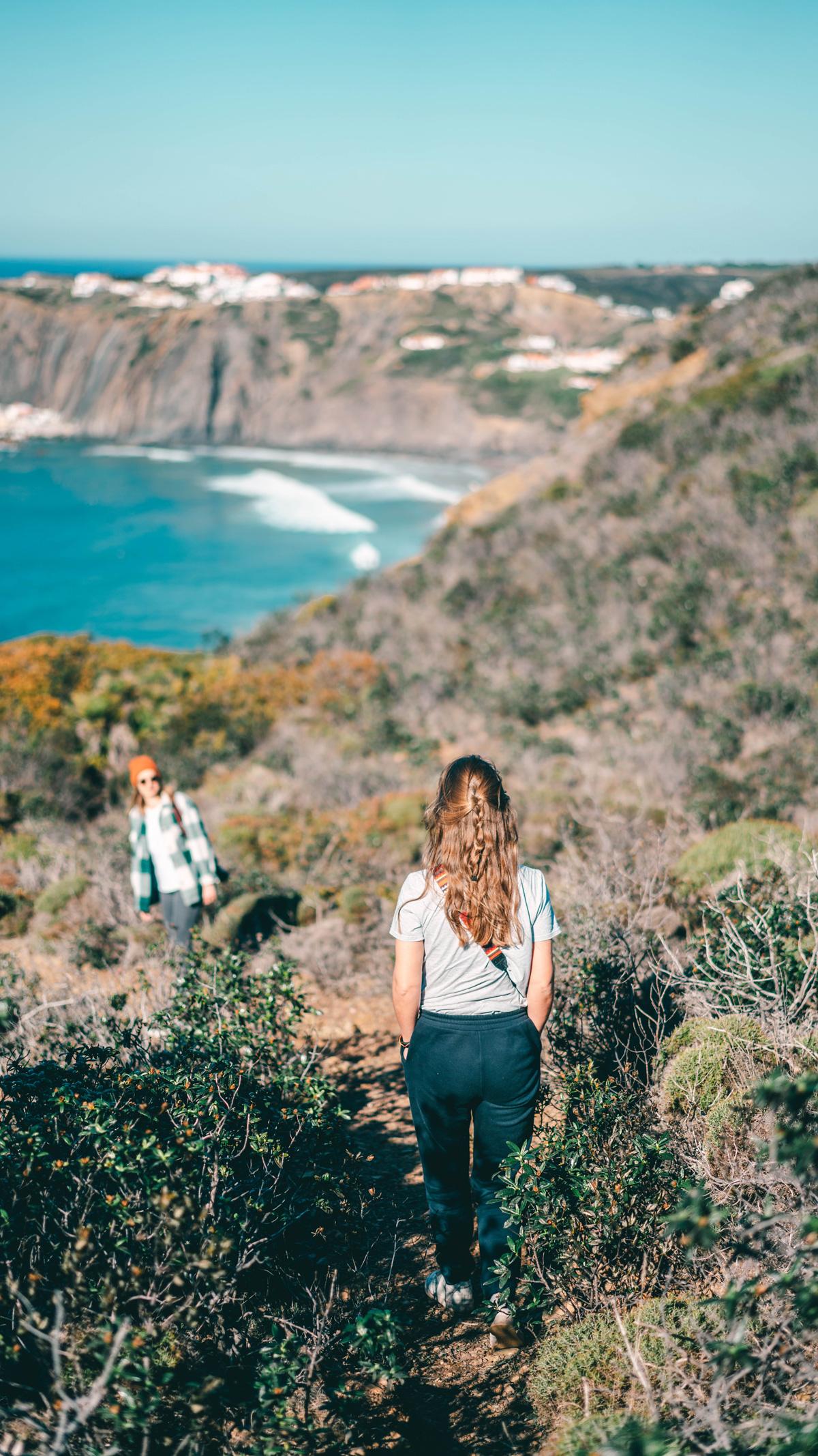 Wanderung Sandy Toes Algarve