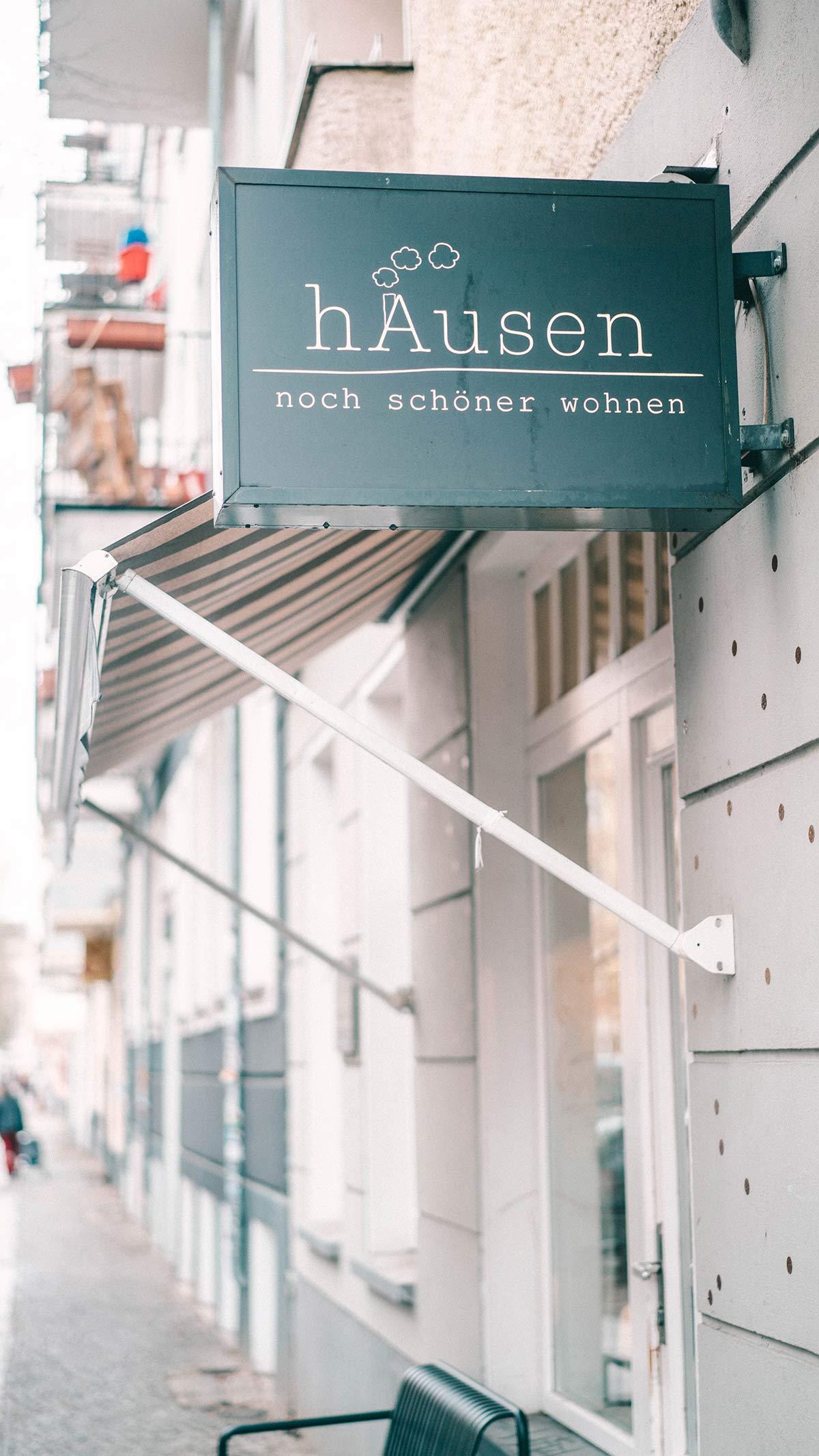hausen shop berlin