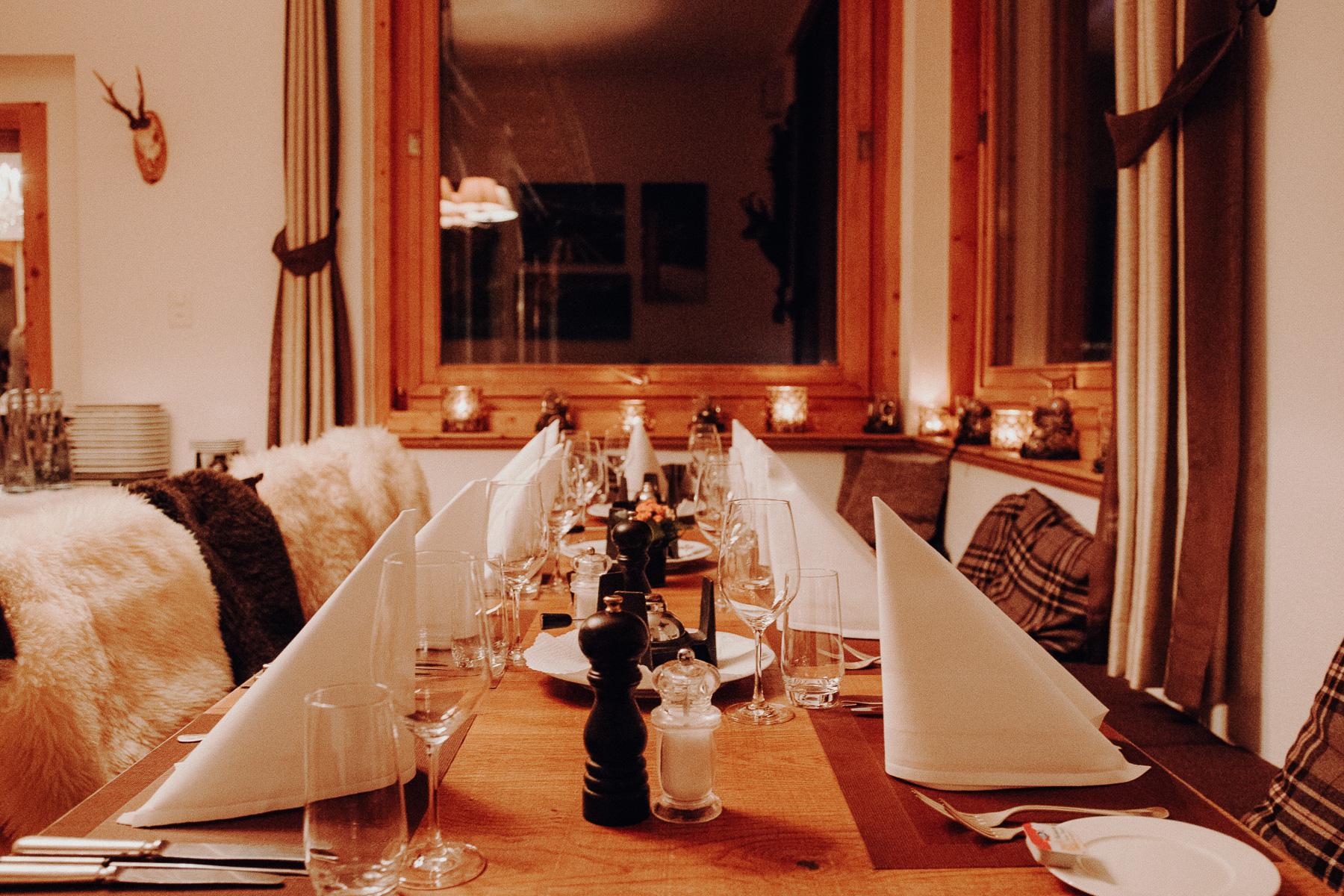 Restaurant Waldhaus am See St. Moritz
