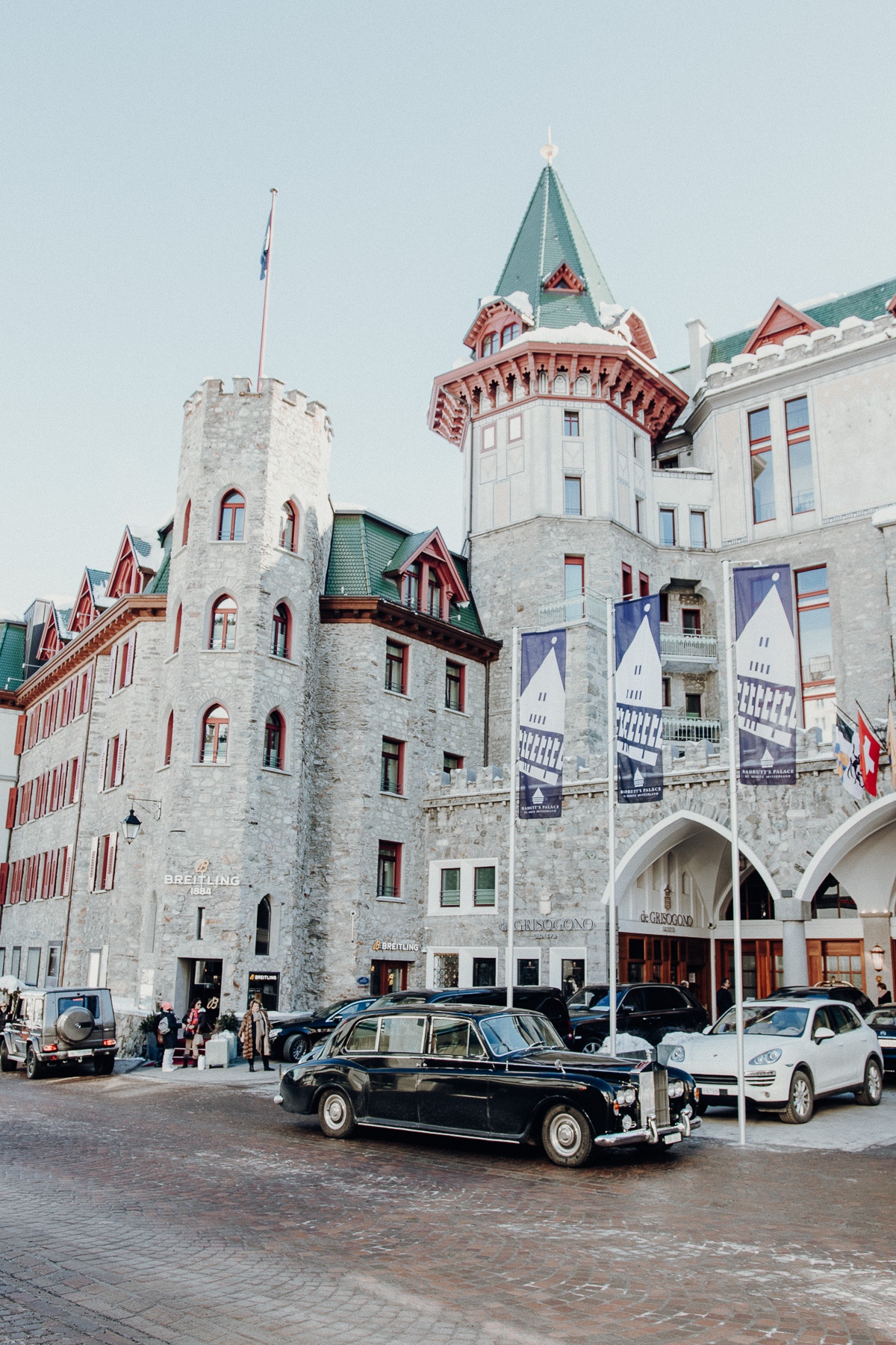 St. Moritz Stadt