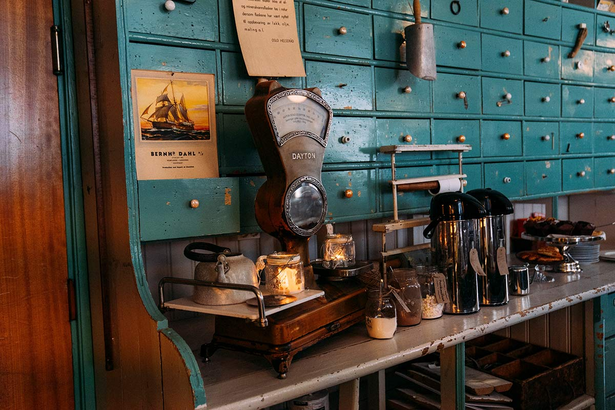 Landhandleriet Cafe