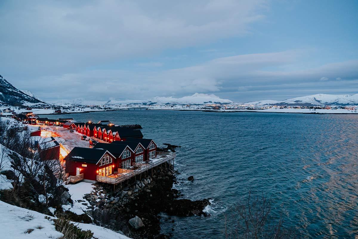 Lofoten Basecamp Norwegen
