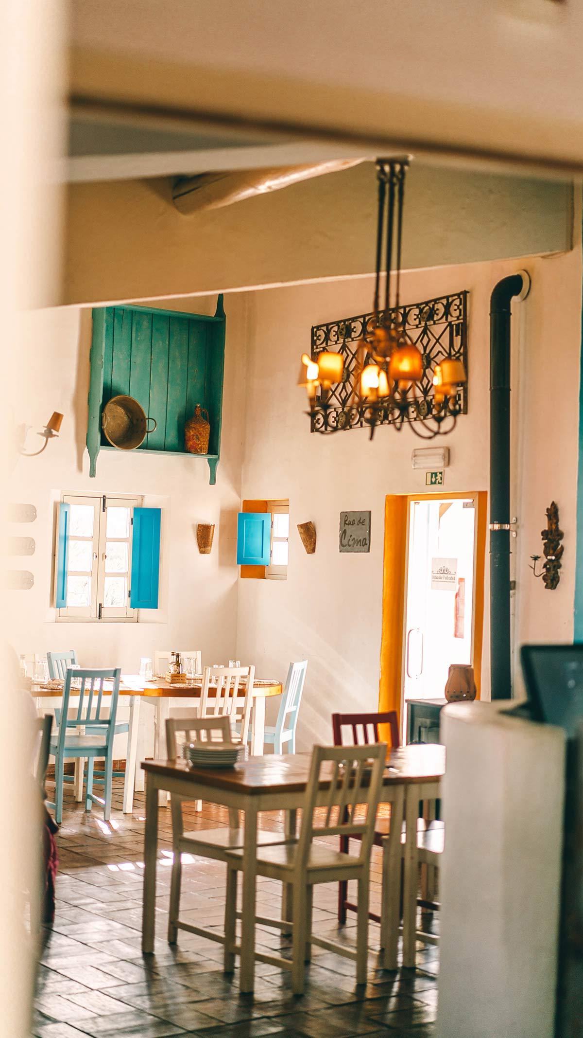 restaurant in pedralva