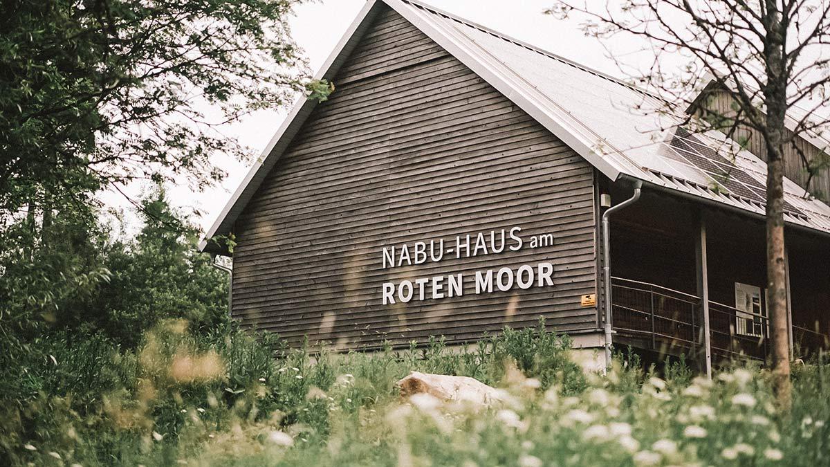 Nabu Haus rotes Moor