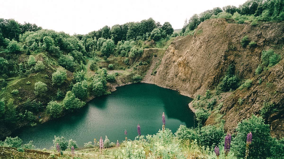 Rhoen geheimer See