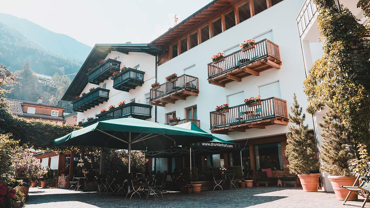 Südtirol Roadtrip Drumlerhof
