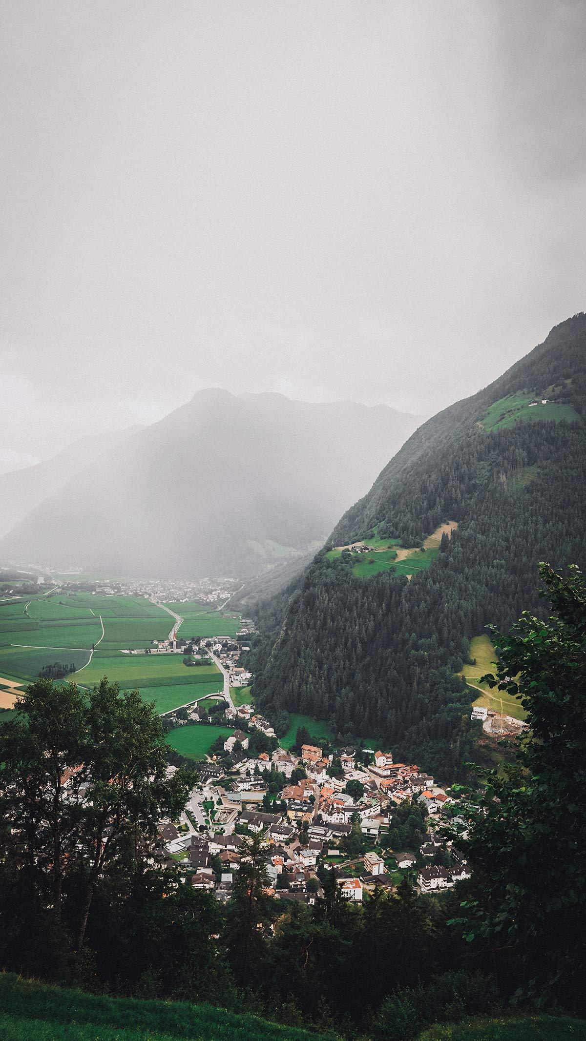 Südtirol Roadtrip Sand in Taufers