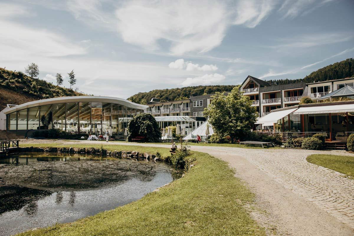 Naturteich Hotel Deimann