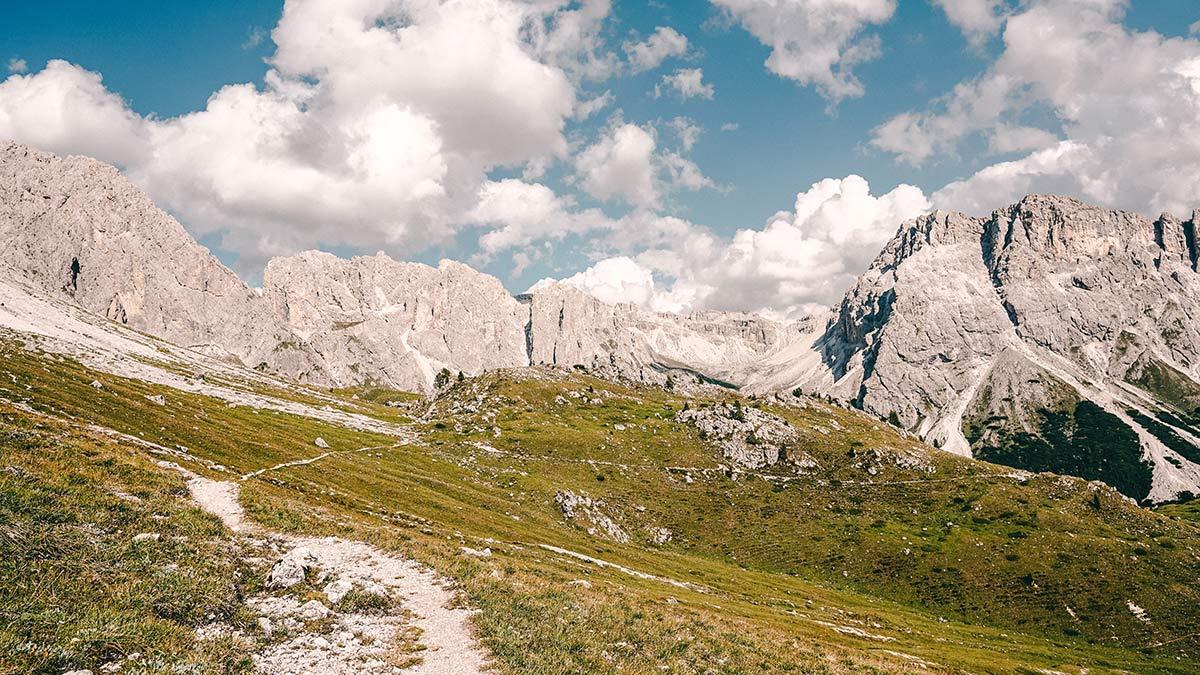 Santa Christina Col Raiser Panoramaweg