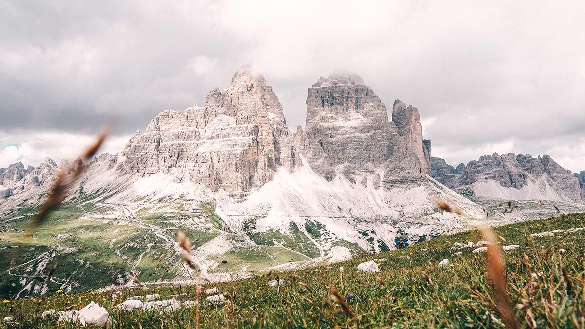 Südtirol Roadtrip 3 Zinnen
