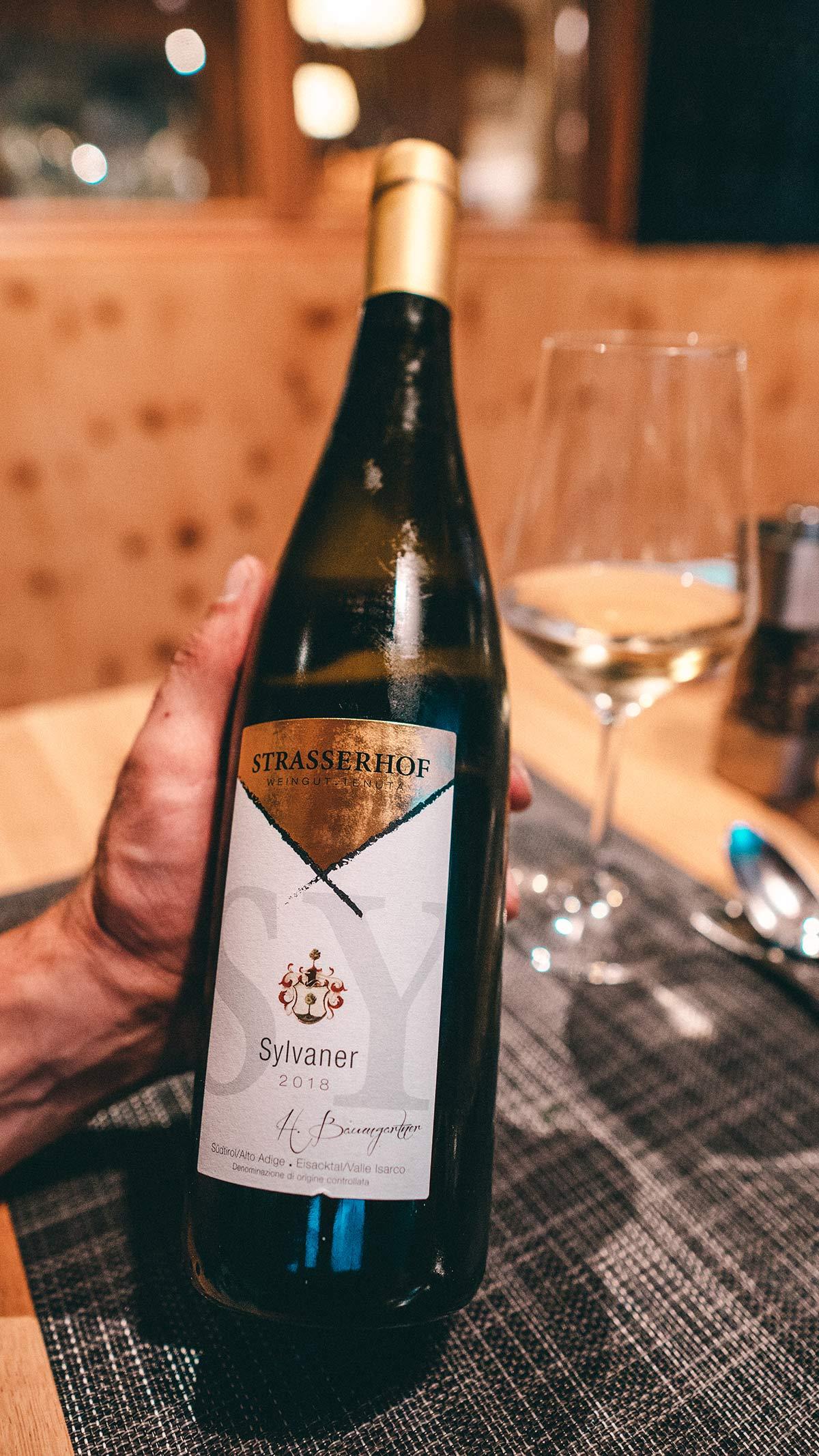 St. Magdalena Magdalenahof regionaler Wein