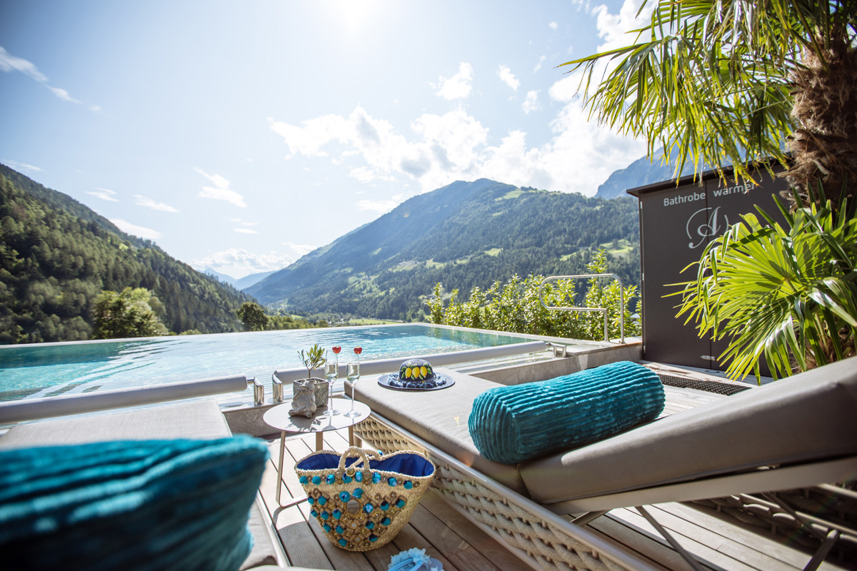 Andreus Resorts in Südtirol Urlaub
