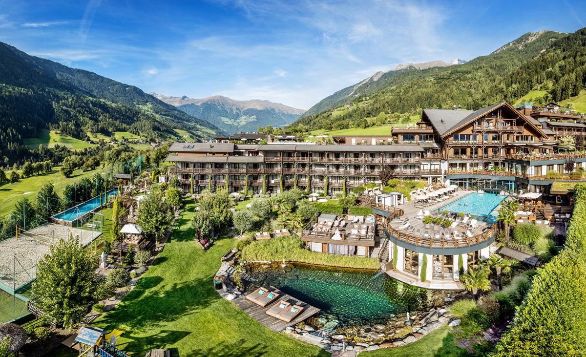 Andreus Resorts in Südtirol