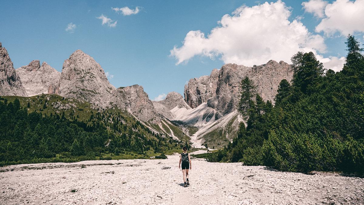 Wanderung Groeden