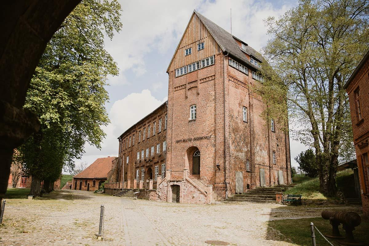 Festung Doemitz Wendland Sehenswuerdigkeiten