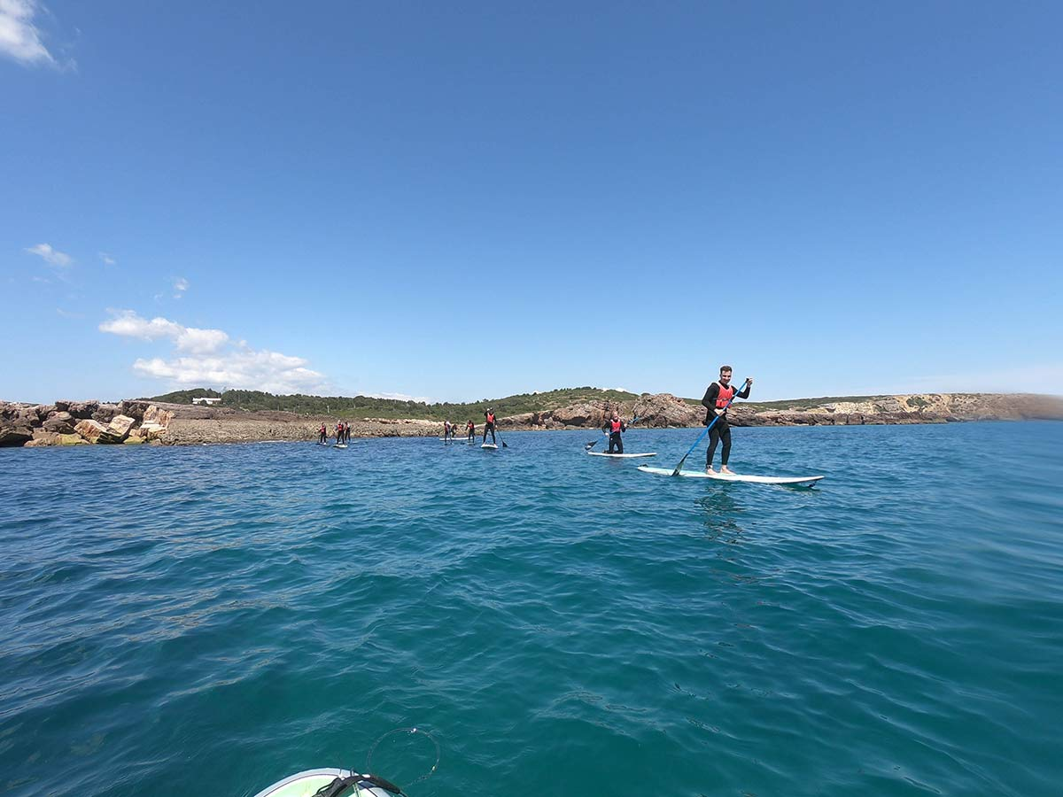 SUP in Portugal