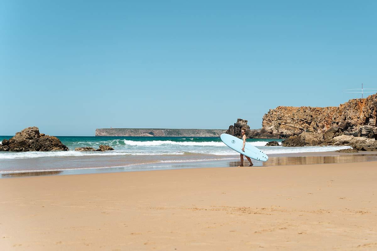 Surfurlaub in Portugal
