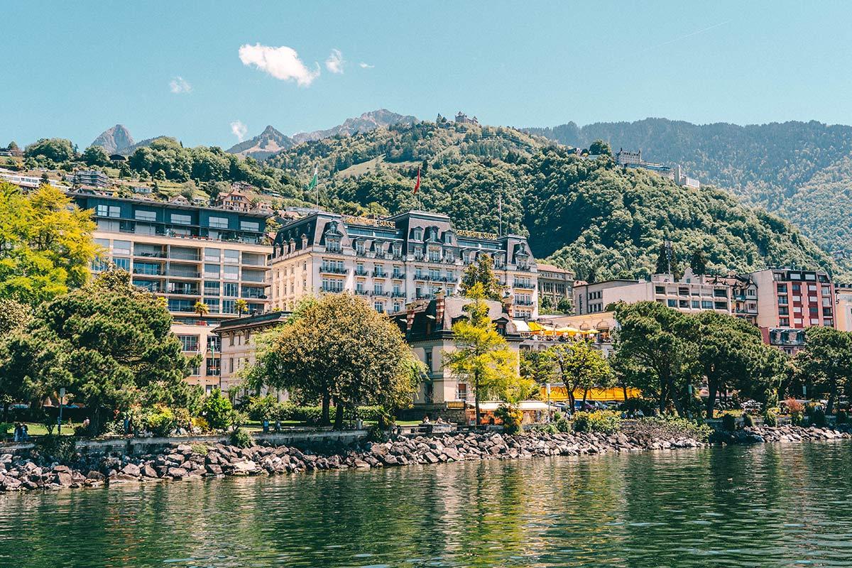 Grand Hotel Suisse Majestic Montreaux