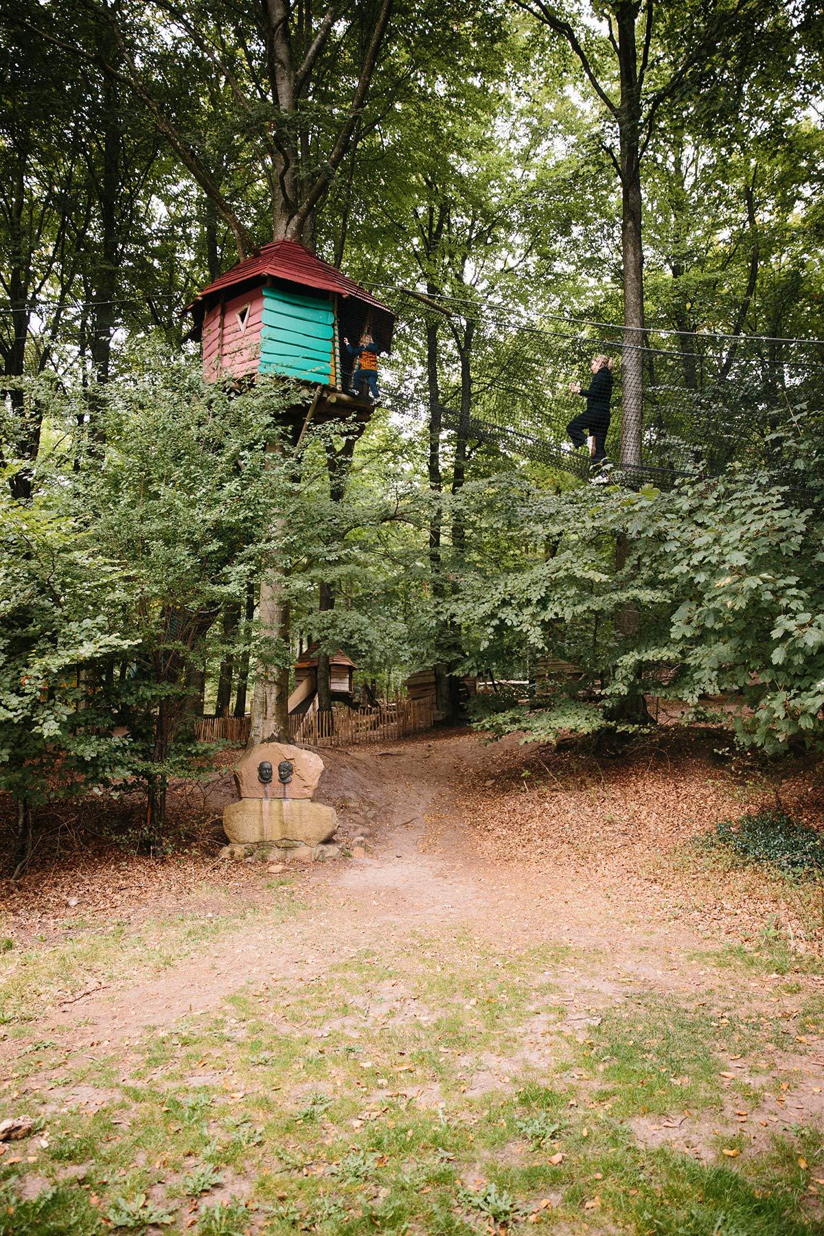 kletterpark wow park skjern
