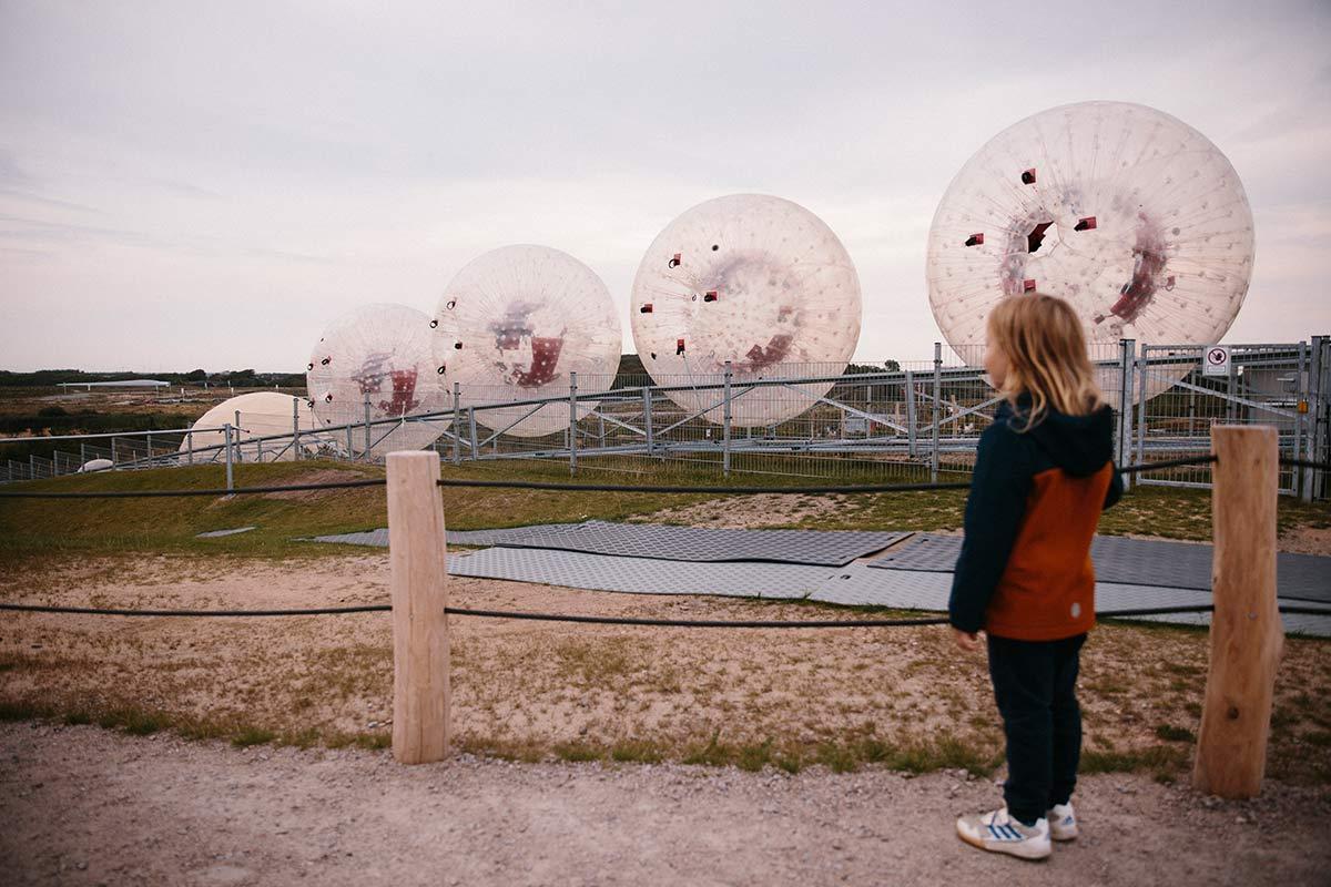kugeln naturkraft Dänische Nordseeküste