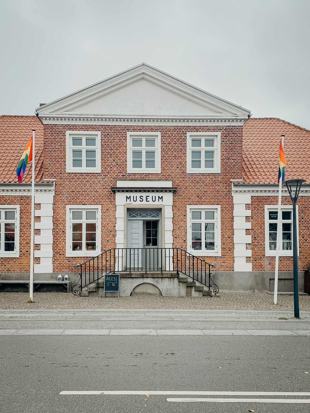 ringkobing museum Dänische Nordseeküste