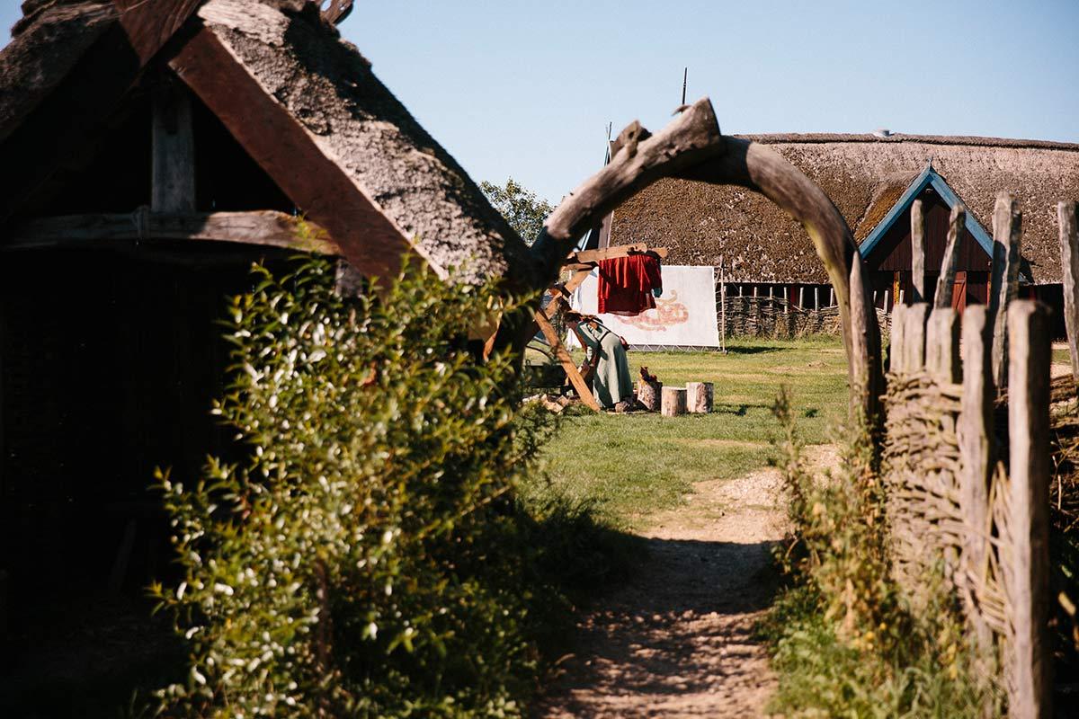 wikingermuseum Dänische Nordseeküste
